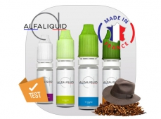 E liquide Classic, review Alfaliquid