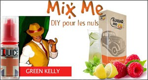 Mix Me Green Kelly DIY